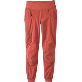Prana Kanab - Pantalones Mujer - rojo